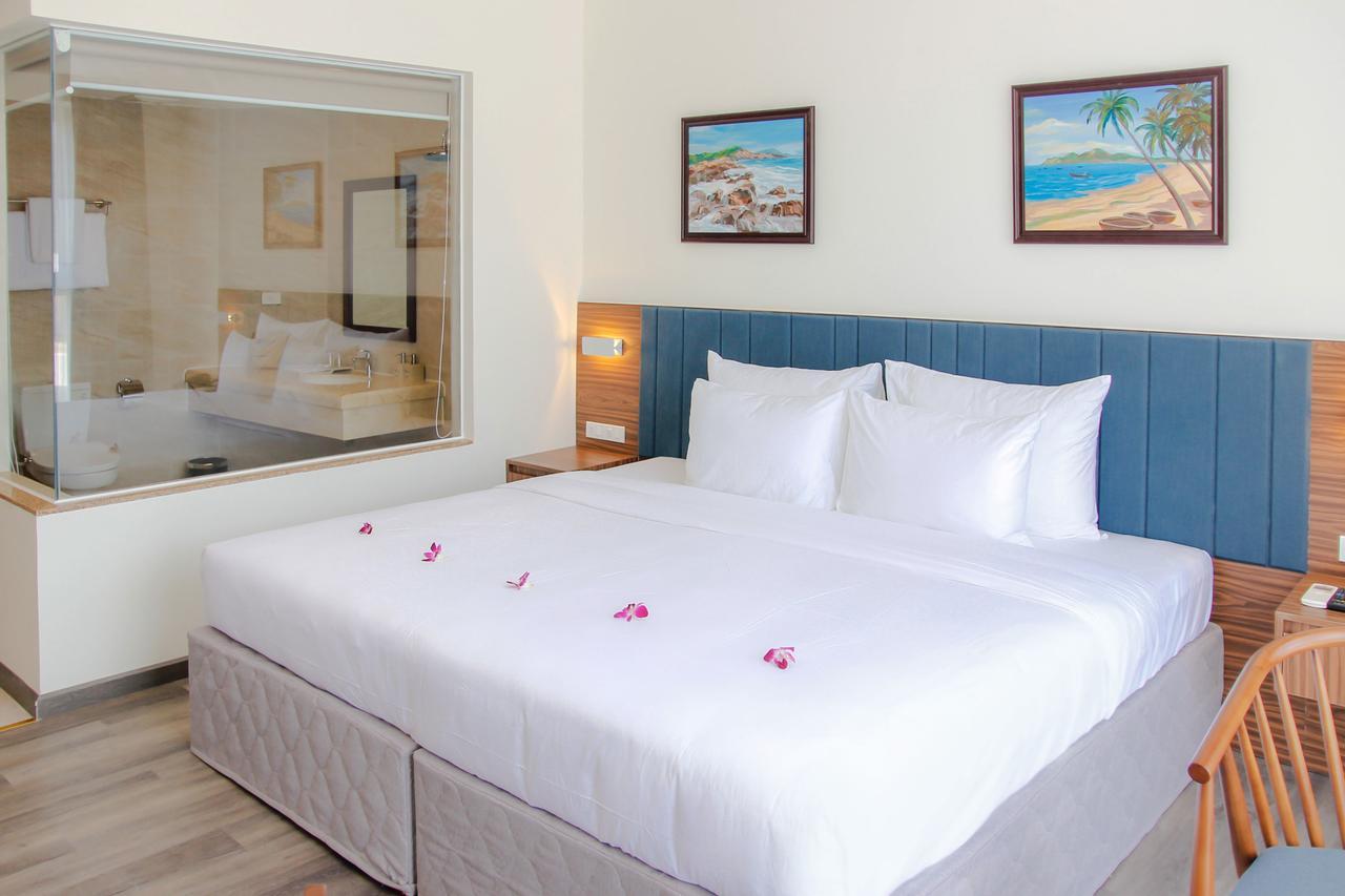 Phòng nghỉ sang trọng tại Sala - Khách sạn Tuy Hòa gần biển