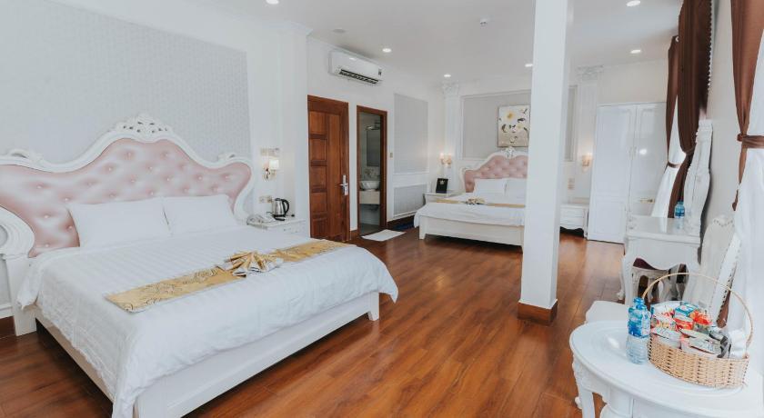 Nhìn nội thất phòng nghỉ tại Star không ai nghĩ đây là nơi lưu trú thuộc top khách sạn giá rẻ Tuy Hòa
