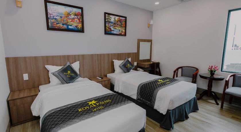 Phòng nghỉ Khách sạn Royal Palms Tuy Hòa