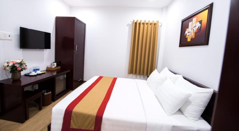 Double Room trong khách sạn Đắc Tín Tuy Hòa