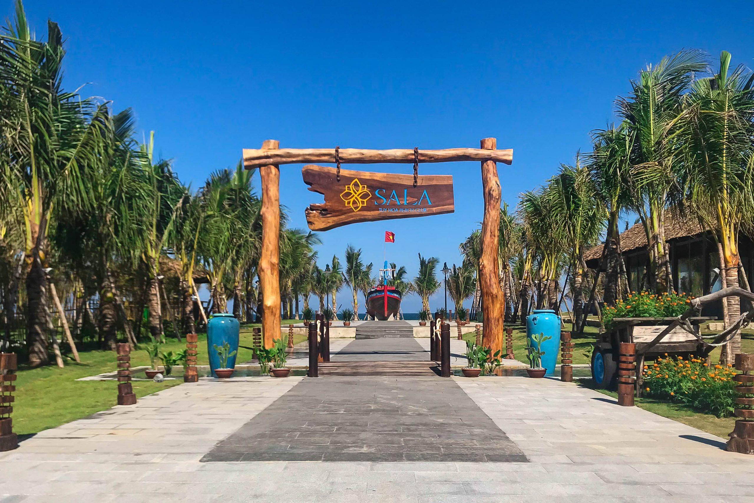 Khách sạn gần biển Tuy Hòa - Sala Tuy Hòa Beach