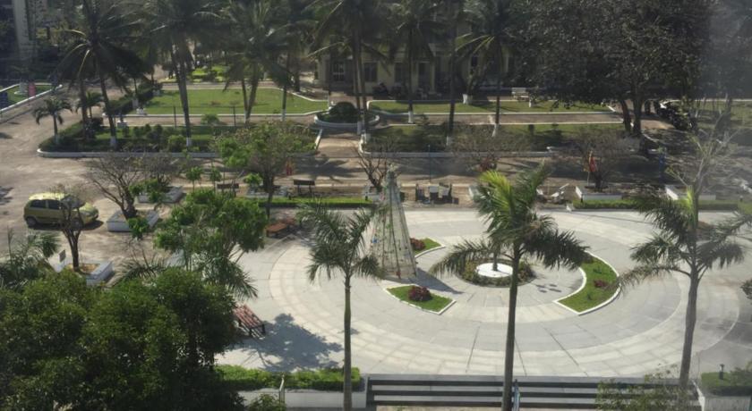 View ngắm cảnh đẹp nhìn từ khách sạn Thanh Vân Tuy Hòa