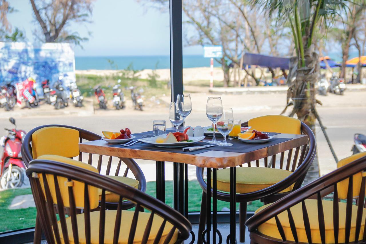 Nhà hàng view biển Phú Yên đặc sắc Sala Beach Tuy Hòa