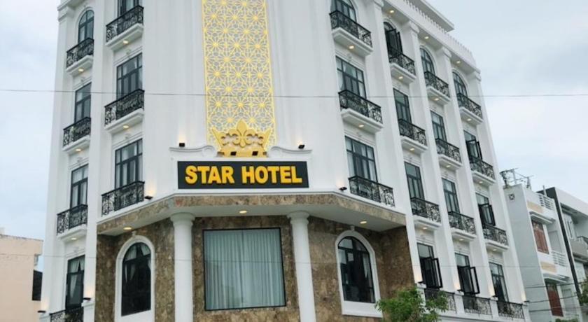 Khách sạn Star Phú Yên như tòa nhà Châu Âu trong truyền thuyết luôn