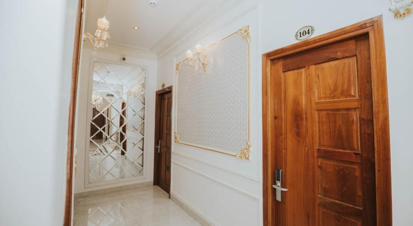 Hành lang tại khách sạn Star Tuy Hòa