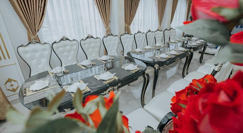 Không gian nhà hàng tại khách sạn Star Phú Yên