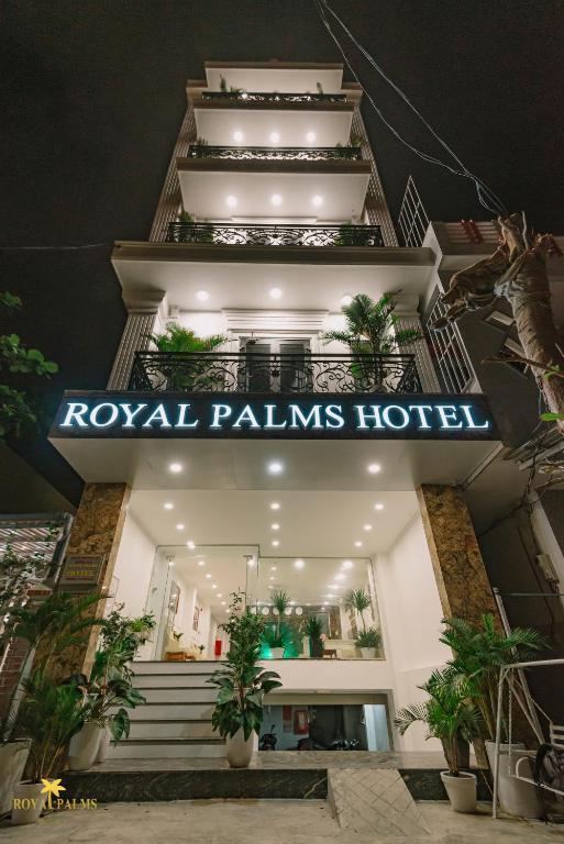 Royal Palms - Khách sạn Phú Yên giá rẻ nhưng dịch vụ vẫn đẳng cấp