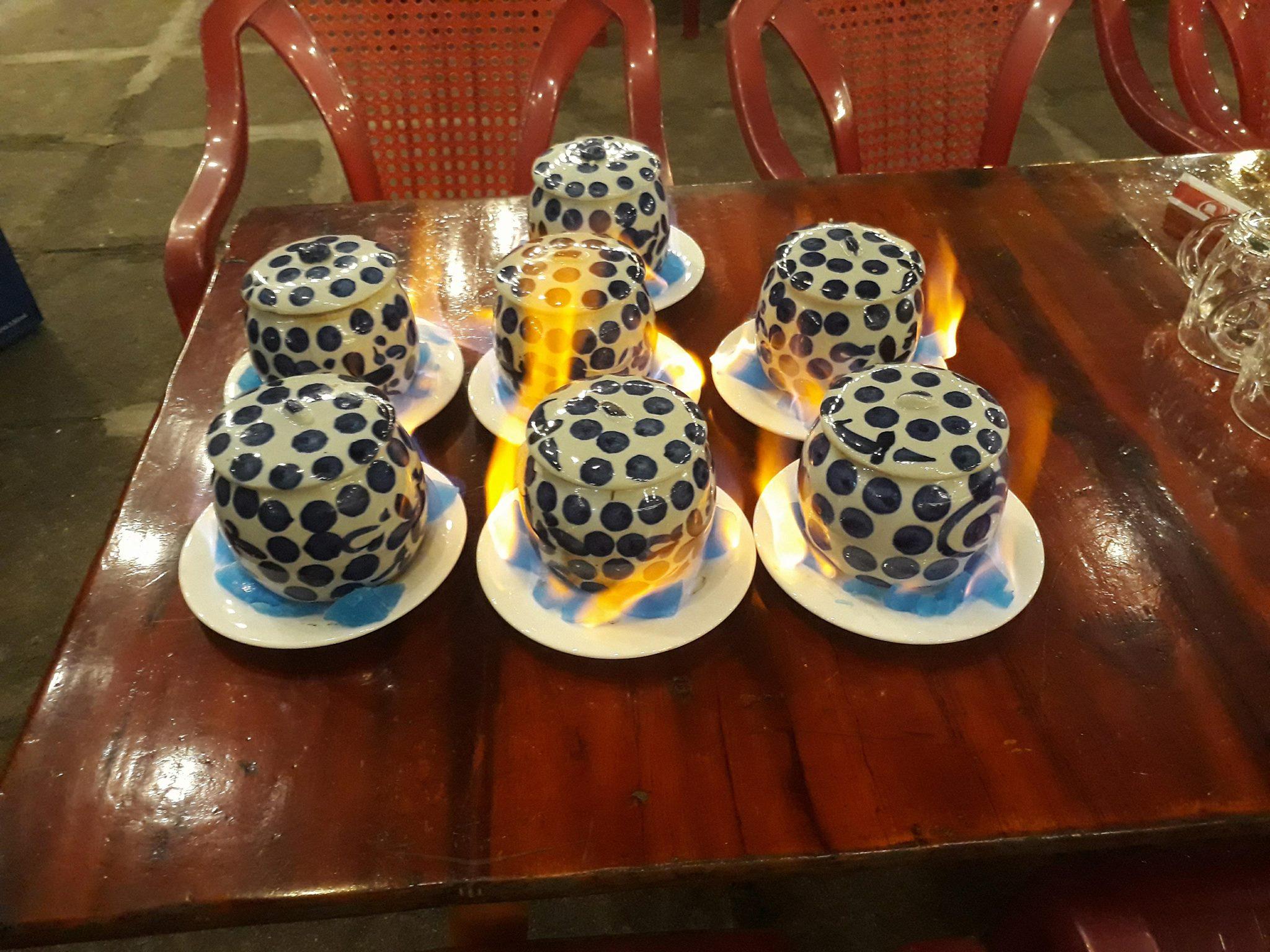 Mắt cá ngừ đại dương tại Nhà hàng Năm Ánh Phú Yên
