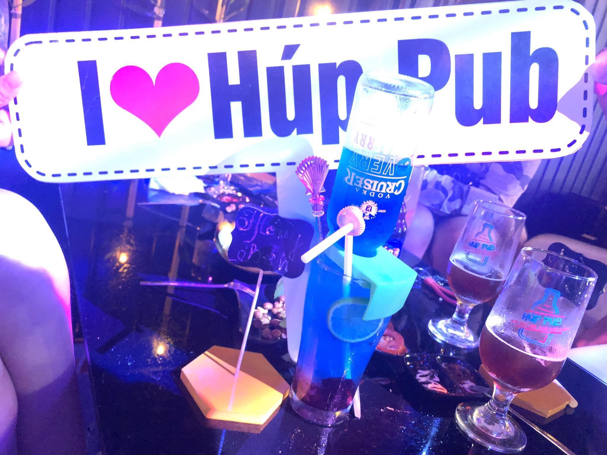 Húp Pub Tuy Hòa là nơi thưởng thức loại đồ uống bia thủ công ấn tượng