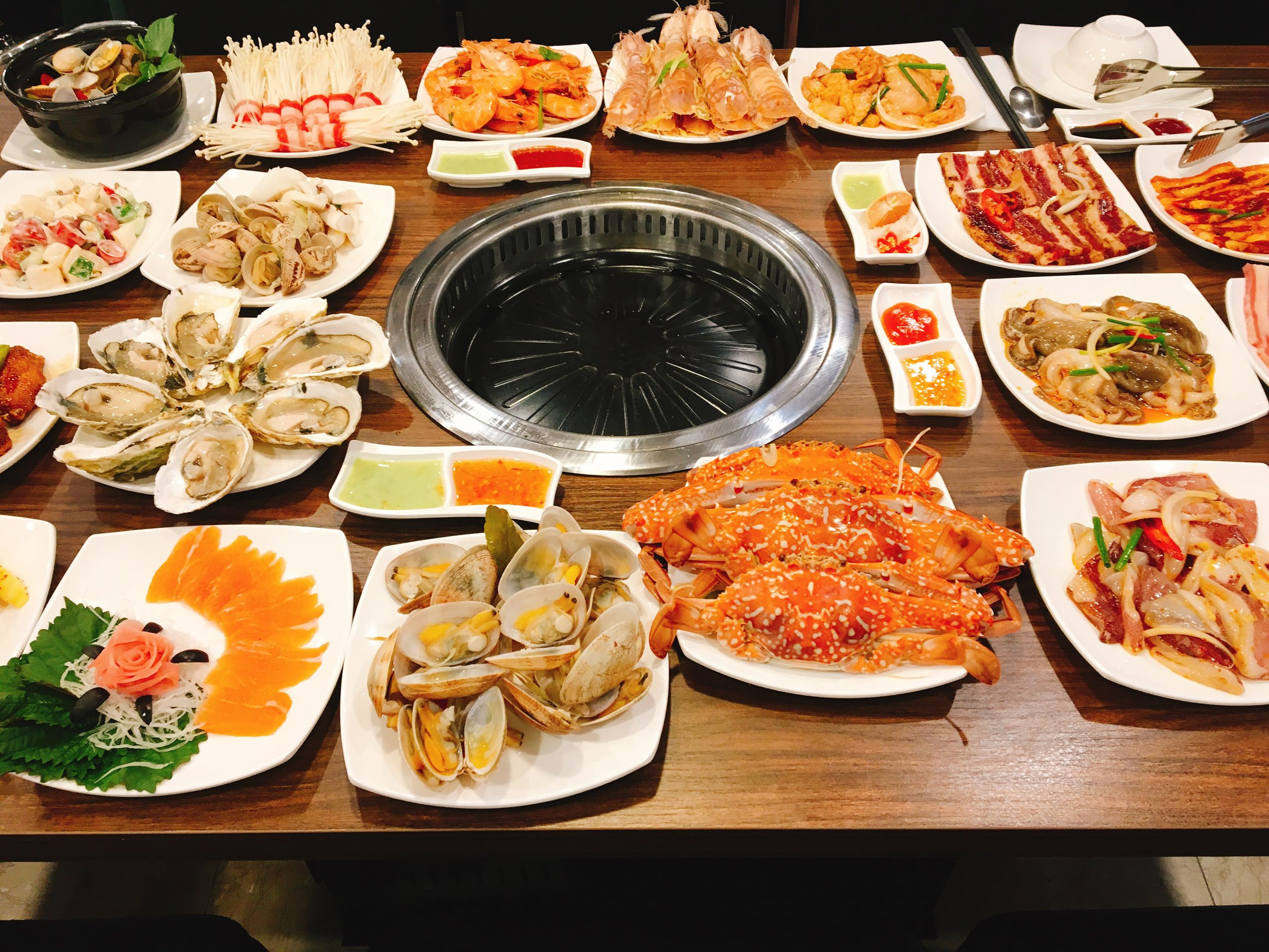 Hải sản Phú Yên đa dạng phong phú chủng loại