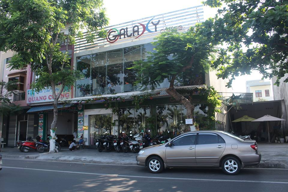 Galaxy cũng là một trong những quán pub ở Tuy Hòa kết hợp với loại hình cafe