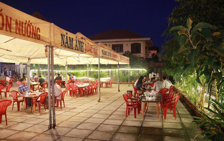 Không gian Nhà hàng Năm Ánh Phú Yên