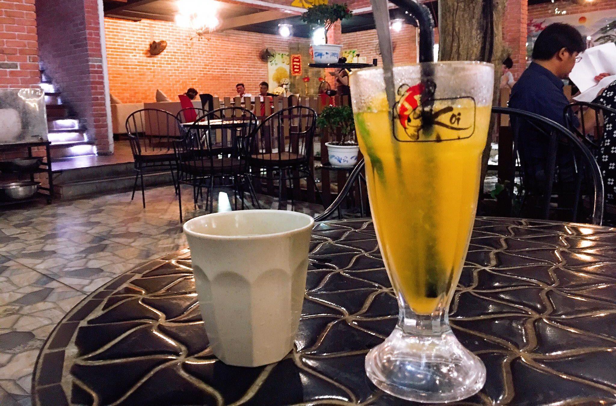 Koi - Top quán cafe đẹp Phú Yên