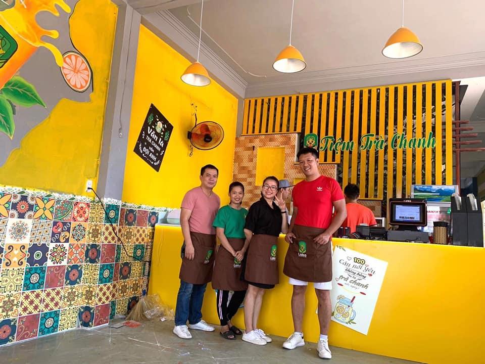 Laka - Quán trà chanh tại Tuy Hòa mang phong cách sành điệu