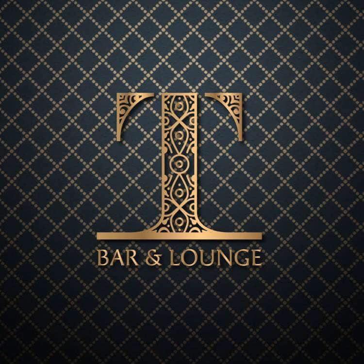 Logo cực đẹp của T Bar - Quán pub tại Tuy Hòa ấn tượng