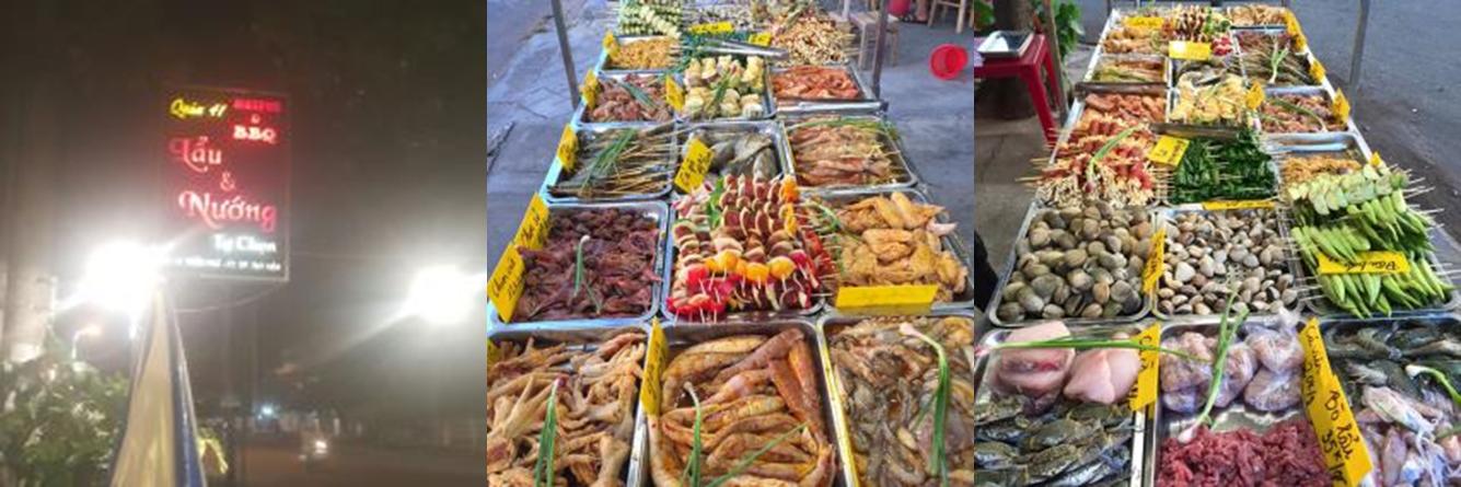Quán 41 - Quán hải sản theo phong cách lẩu nướng tự chọn